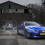 LexusISf vs AudiRS6_GTO